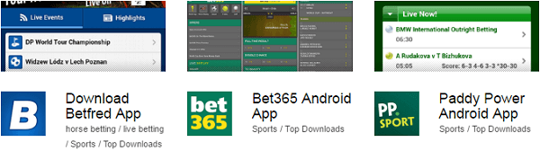 Best Football Betting App Android