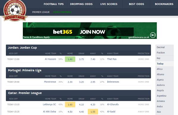 football betting prediction sites