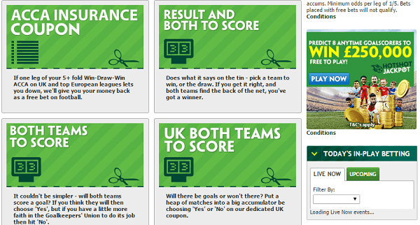 Best Football Coupon Tips In The Uk