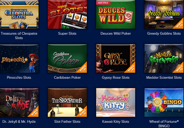 Gamble Games For Free