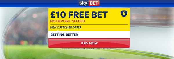 Sky Bet Transfer Odds